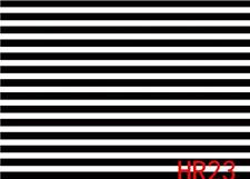 7X5FT Polyester Backdrop Photography Background Abstract Black White Stripes