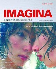 Imagina, 2nd Edition, Student Edition w/ Supersite Code William Klein