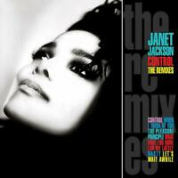 Janet Jackson - Control: The Remixes [CD] Sent Sameday*