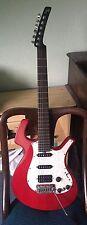 Parker P38 Guitarra Eléctrica puente Piezo Con Estuche Original