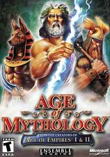 Microsoft Age of Mythology - Strategy Windows PC Computer Game - Trusted Seller