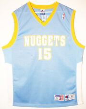 Champion NBA Basketball Authentic Trikot Jersey Denver Nuggets Anthony 44 L