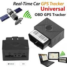 Car Vehicle Truck Mini GSM GPRS OBD2 Tracking Device Spy GPS Real Time Tracker