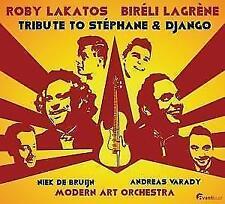 SACD Roby Lakatos - Bireli Lagrene ... Tribute To Stephane & Django