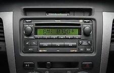 D'origine Toyota Hilux véritable cd tuner MP3