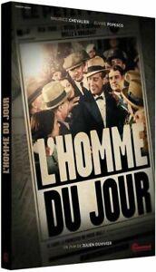 DVD - L'HOMME DU JOUR / MAURICE CHEVALIER, ELVIRE POPESCO, GAUMONT, NEUF