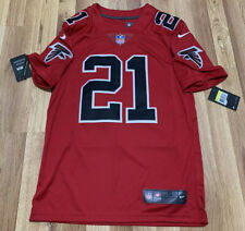 New Nike Deion Sanders Atlanta Falcons Vapor Untouchable Limited Jersey Sz S