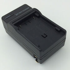 Battery Charger for JVC BN-V408 BN-V408U GR-DV3000 GR-DVL820U GR-DVL520U AC/WALL