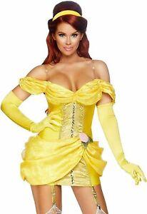 Leg Avenue Storybook Bombshell Women's Sexy Belle Halloween Costume - XS #4132