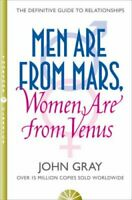 Men Are from Mars, Women Are from Venus A Practical Guide for I... 9780007152599