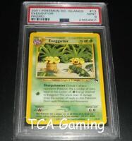 PSA 9 MINT Exeggutor 13/18 Southern Islands RARE Pokemon Card