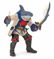 SHARK MUTANT PIRATE 39460 ~ FREE SHIP/USA w/ $25.+ Papo Products