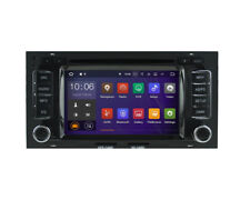 Android 7.1 Car GPS Navigation DVD Radio For VW Touareg/Transporter  2004-2011