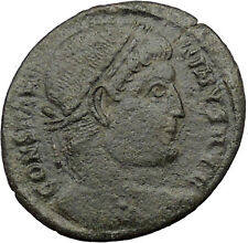 Constantine  the Great Ancient Roman Coin Victory over Sarmatia Very rare i31667