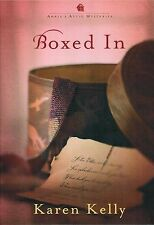 Boxed In Annie's Attic Mysteries By Karen Kelly 2011 Hardcover Book 8