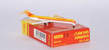 Schabak McDonnell Douglas MD-82 Surinam Airways in 1:600 scale