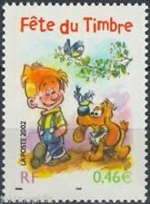 Y&T n° 3467 Fête du timbre Boule et Bill 2002  NEUF **