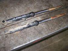 suzuki ds80 ds 80 front fork forks shocks 1978 1979 79 78