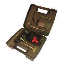 Armeg Electrical Socket Box Cutter KIT & Chisel - EBS Tri-Cut Double Backing Box