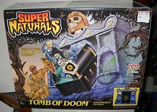 #3979 NRFB Vintage Tonka Super Naturals Tomb of Doom Playset