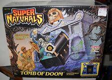 #3979 NRFB Vintage Tonka Super Naturals Tomb of Doom Playset
