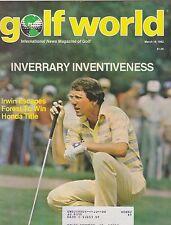 MAY 19 1982 GOLF WORLD vintage magazine - IRWIN - HONDA TITLE