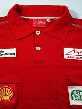 Michael Schumacher F1 Polo Shirt Men's XL Extra Large PPM Vtg ITAx599 #