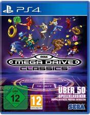PS4 / Sony Playstation 4 Spiel - SEGA Mega Drive: Classics mit OVP