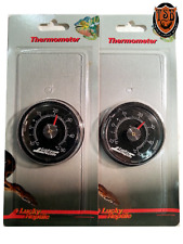 2 x Lucky Reptile Thermometer