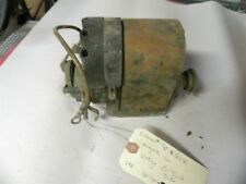 VINTAGE CAR TRUCK TRACTOR 4 CYLINDER MAGNETO CORE EISMAN # TYPE GS4 ANTIQUE USED