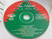 The Nylons Harmony The Christmas Songs CD Disc only 55-233