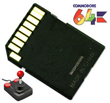 Commodore 64 C64 Retro Computer Vintage SD2IEC 1541 Emulator PC Games Collection