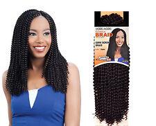 Model Model Glance Braid For Crochet Braid CorkScrew Hair Extension Curly Hair
