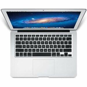 "Apple MacBook Air 13"" Laptop 8GB 256GB SSD Core i5-5250U A1466 1 Year Warranty"