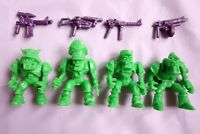 Pinochets, 90's Necro Nazi Cyborgs, Necros, Plastic Battle Beasts, Tehnolog Rare