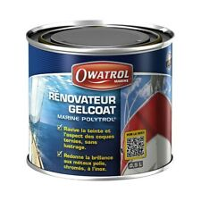 Rénovateur gelcoat MARINE POLYTROL - 0.5 L