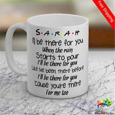 Personalised Friends TV Show Mug Succinct Tea cup Coffee cup Milk mug