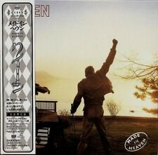 Queen MADE in Heaven (1995) GIAPPONE MINI CD LP TOCP - 67355 (Design versione 1)