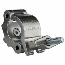 More details for briteq alu pro half coupler for truss 50mm lighting clamp 500kg