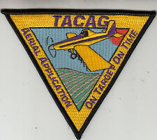 TACAG ON TARGET ON TIME CHEST PATCH