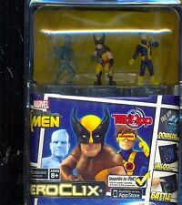 WIZKIDS HEROCLIX 1 STARTER TABAPP WOLVERINE AND THE XMEN