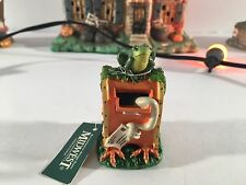 "New Rare Midwest Of Cannon Falls Creepy Hollow ""Spooky Mailbox"" Village Piece"