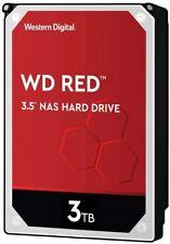 """Western Digital WD Red 3TB 3.5"""" Internal NAS Hard Drive HDD WD30EFRX 64MB 3Y WTY"""