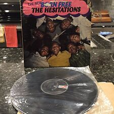 OG SEALED The Hesitations New Born Free LP Vinyl Sam Cooke Otis Redding Soul