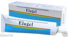 ELUGEL tooth Gel   -   treatment of gingivitis    PIERRE FABRE