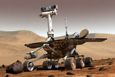 Mars Rover Photo Poster  Large 24inx36in