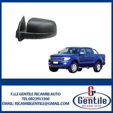 Ford Ranger 2012 Espejo Retrovisor Manual Izquierdo - Cubierta Negro