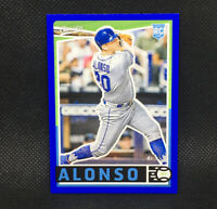 #/50! 🚨2019 Panini Classics Pete Alonso RC #5 New York Mets Rookie
