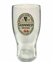 2 X Guinness Extra Stout Beer Pint Glasses 20oz Brand New