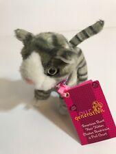 New Our Generation Stuffed Plush American Short Hair Kitten Cat For 18� Doll